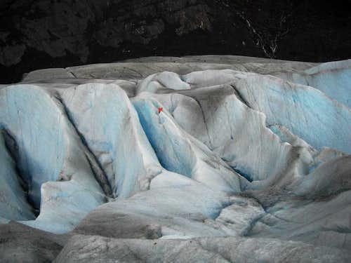 Year Round Ice Climbing
