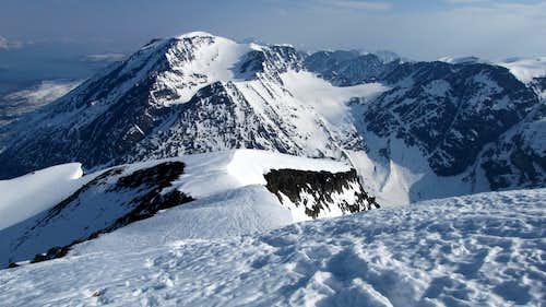 Fugledalsfjellet (Loddevarri)