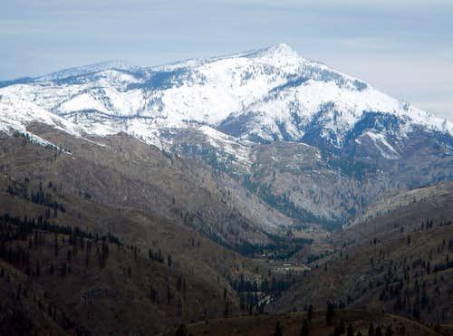 Tyee Mountain