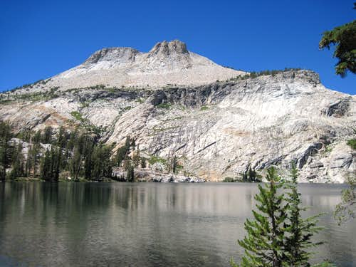 May Lake - Mt. Hoffmann