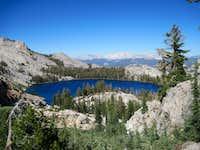 May Lake - Mt. Hoffmann