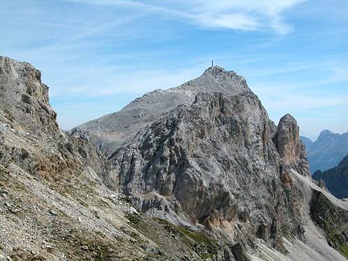 Grosse Kinigat / Monte Cavallino