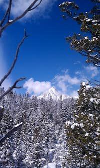 Ross Peak - 2012-04-07