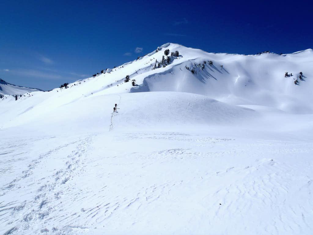 Lennox Mountain - East Ridge