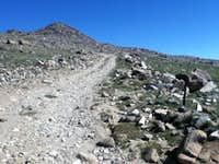 road to summit