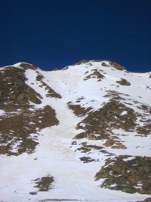 Hagar Ski – 4-8-12