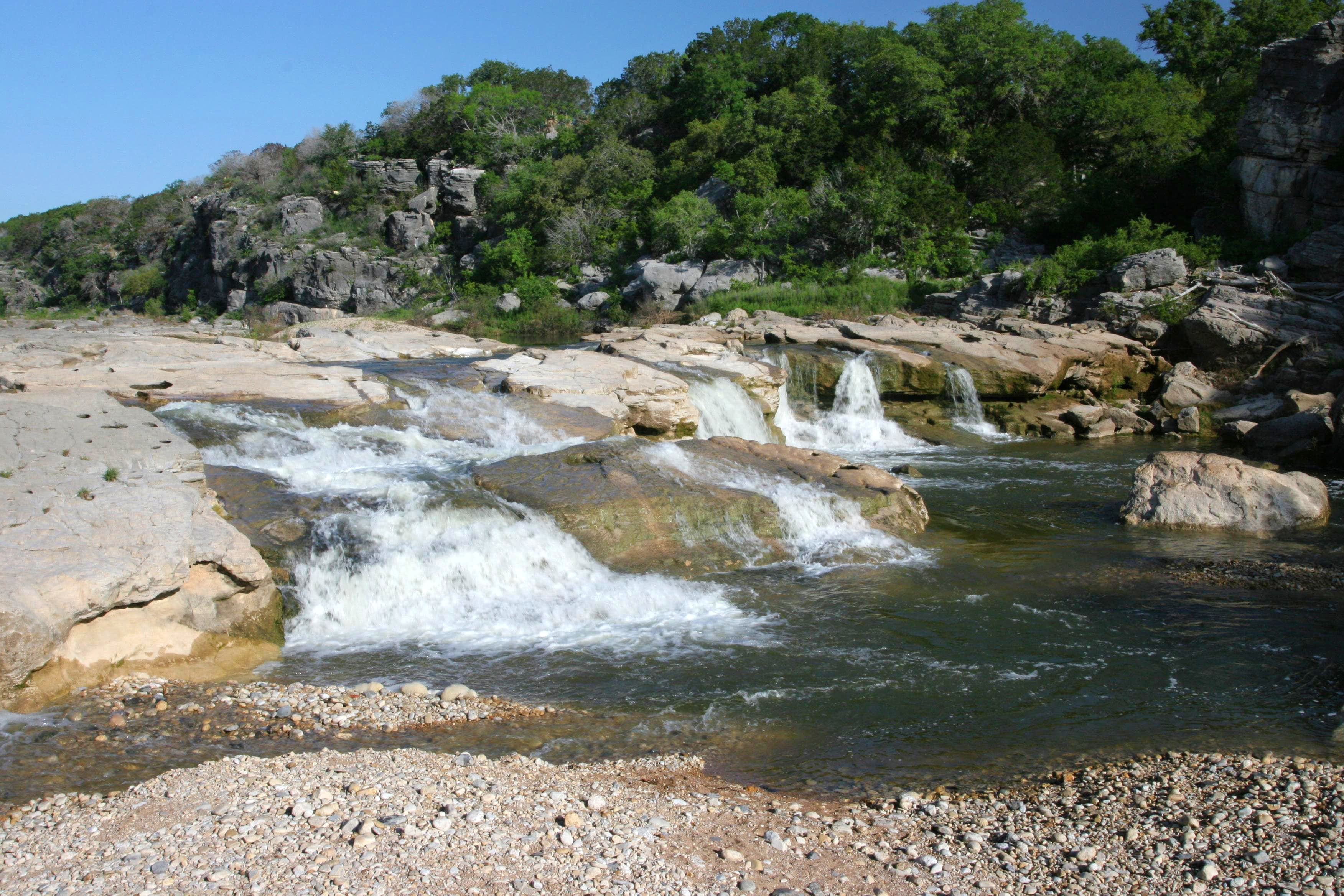 Pedernales River Canyon