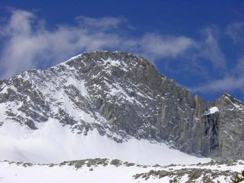 Northeast Face of Conness,...