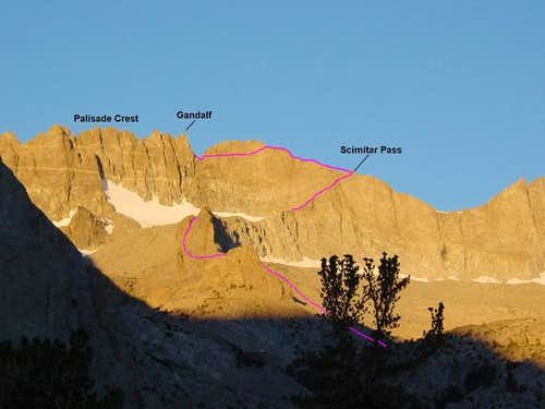 Palisade Crest and the...