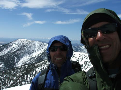Friends on Summit