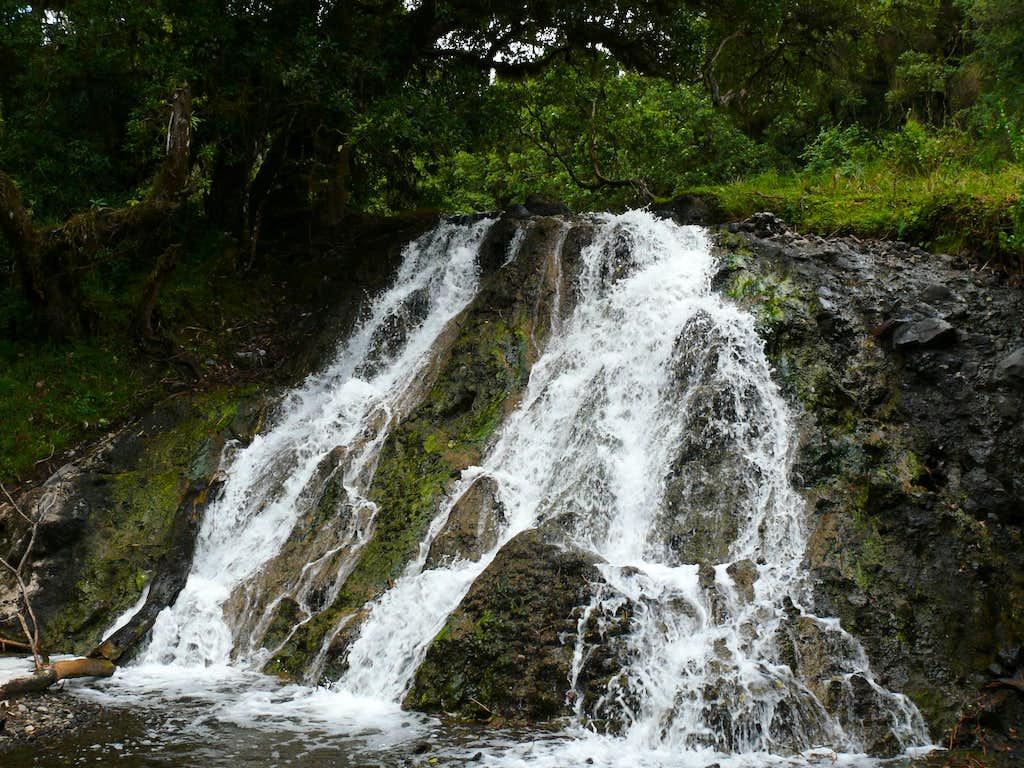 Mt Meru Acclimatization Hike