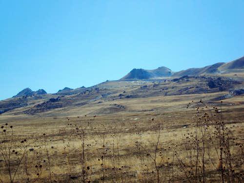 Sentry Trail near Ranch