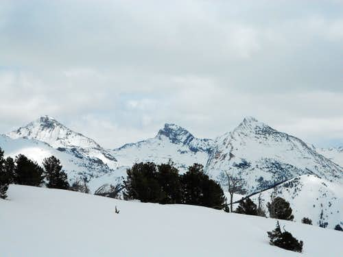 Johnstone Peak