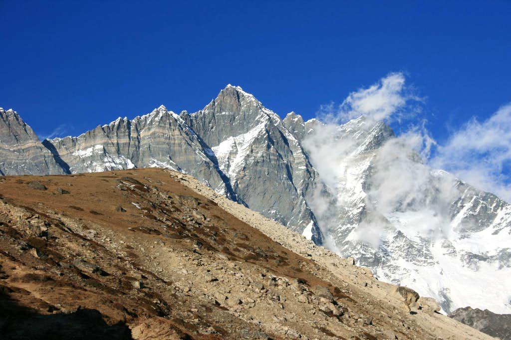 Lhotse, 8.516m