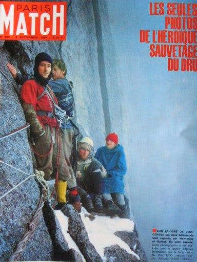 1966 - The DRUS Rescue
