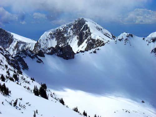 South Thunder Mountain.