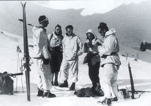 On Maurienne during the Alpine War in 1944