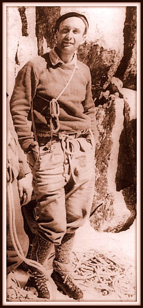 Lionel Terray as Alpine Guide