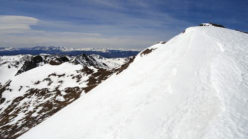 Pettingell Summit Ridge
