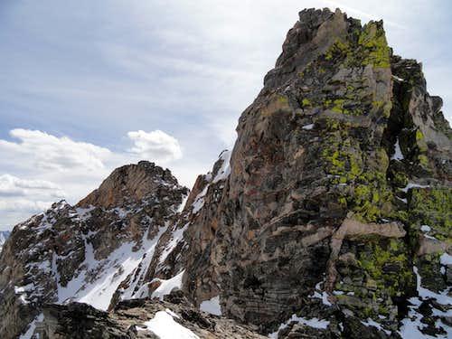Reverse The Flow - Pettingell Peak to The Citadel