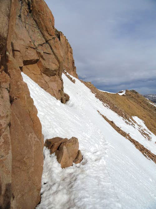 South Face Traverse