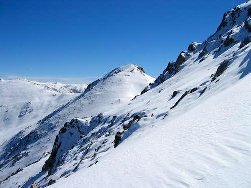 Williams Fork Mountains