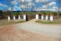 Entry to Finca de las Gameras