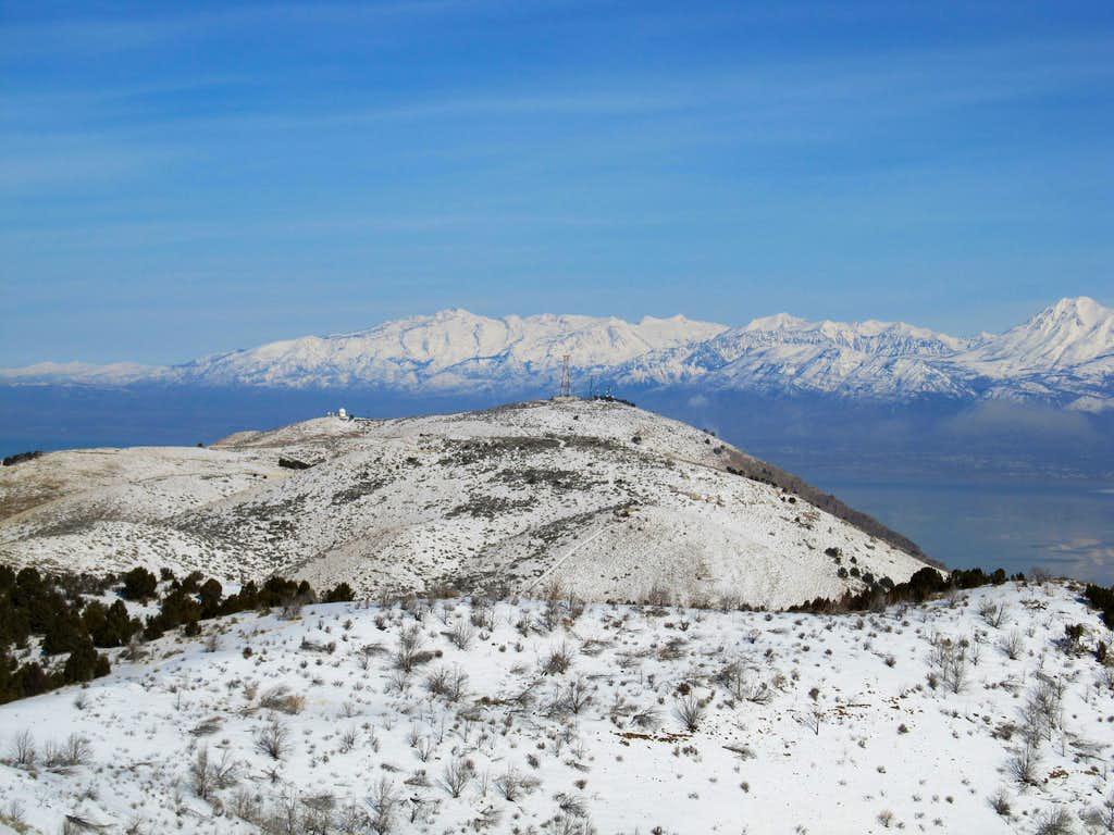 Lone/Pfeifferhorn/American Fork Ridge