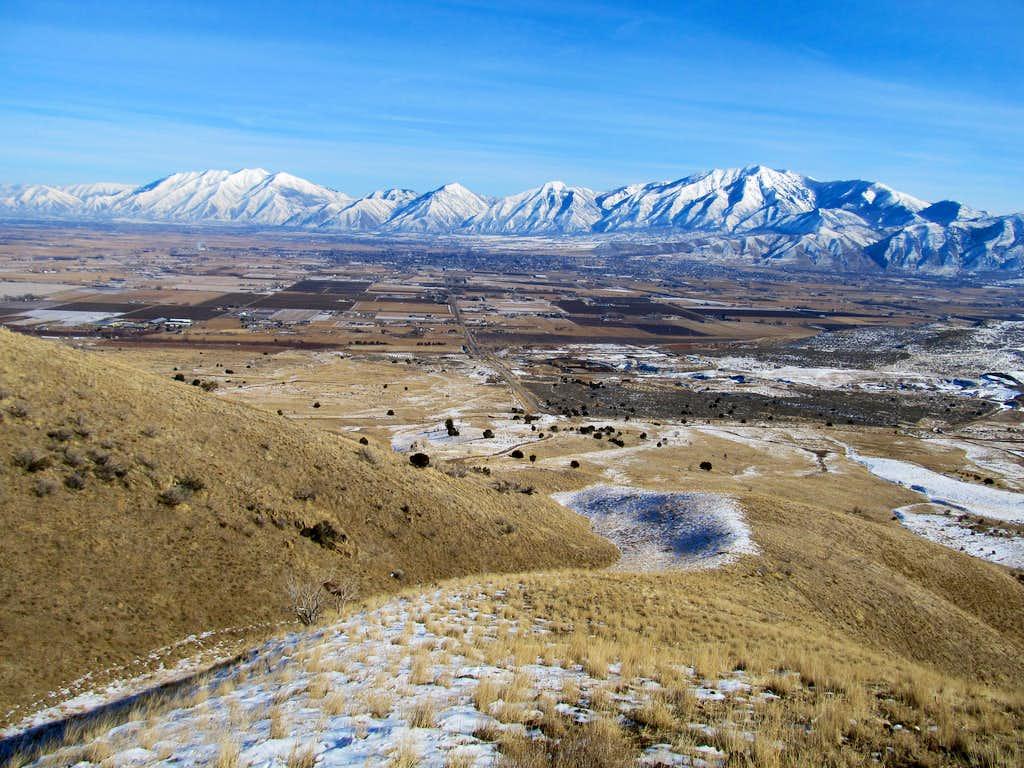 Beautiful Utah Valley