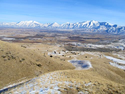 Beautiful Utah Valley