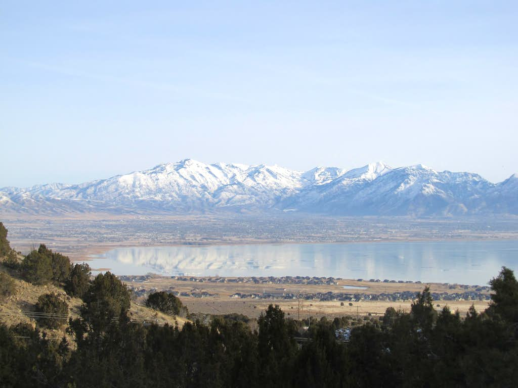AF Twin/Pfeifferhorn/Lone Peak Massif