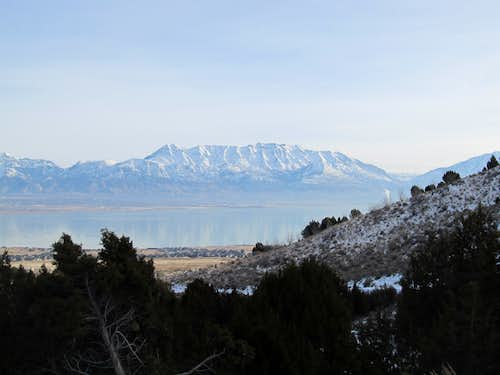 Timp from Israel Canyon Rd