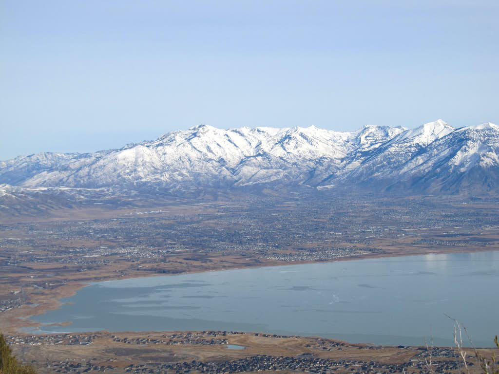 Central Wasatch