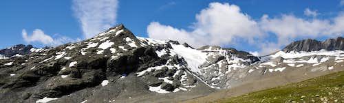 Punta dei Ghiacciai or Pointe des Glaciers