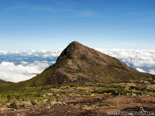 Highest Brazilian mountains (non official)