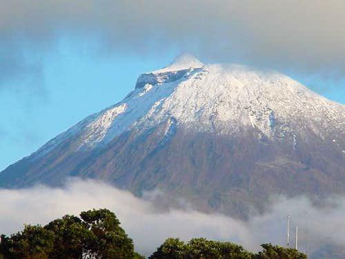 Pico mountain (2351 m) seen...