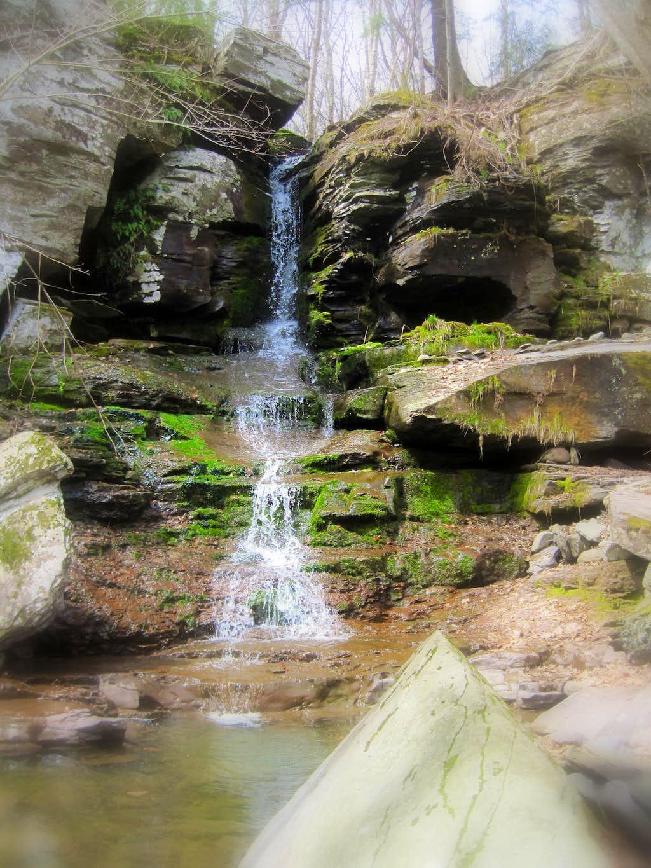 Halcott Falls
