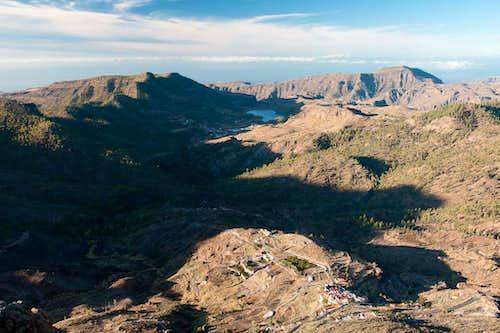 Morro de la Hierba Huerto and Montaña de Tauro
