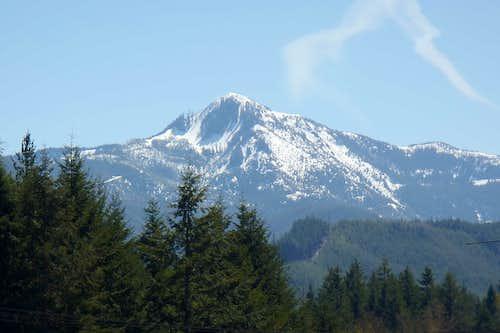 Storm King Mountain