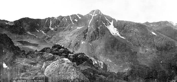 Mount of the Holy Cross, 1873