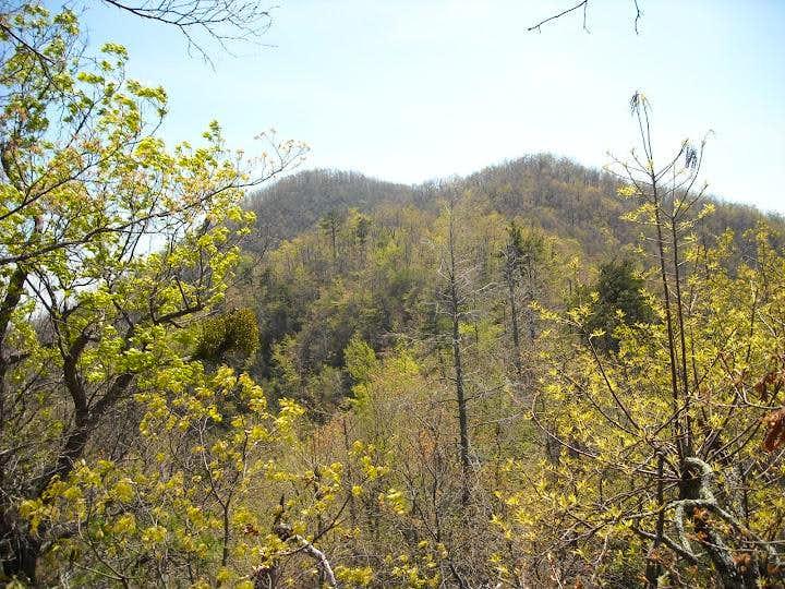 Double Peaks of Mackey Mountain!