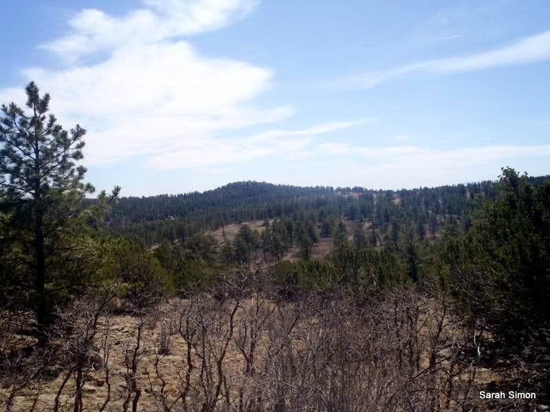 Thompson Mountain