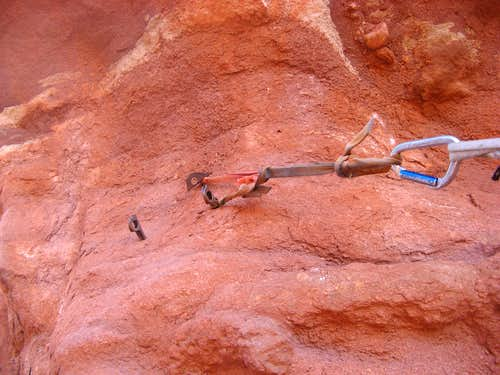 Rappel Anchors: A few thoughts