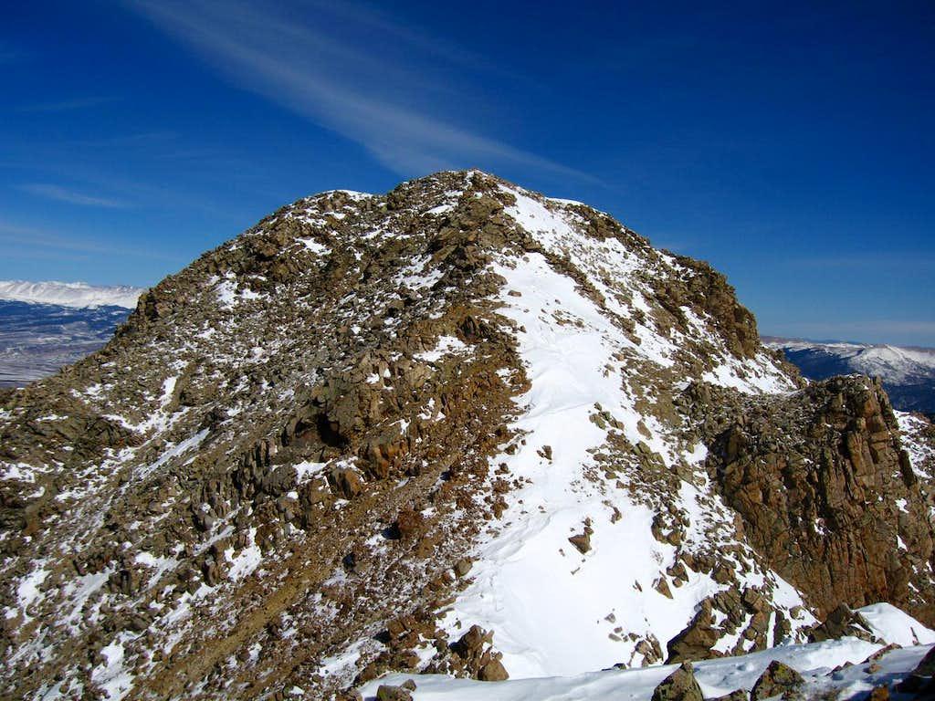 Twin Peaks traverse