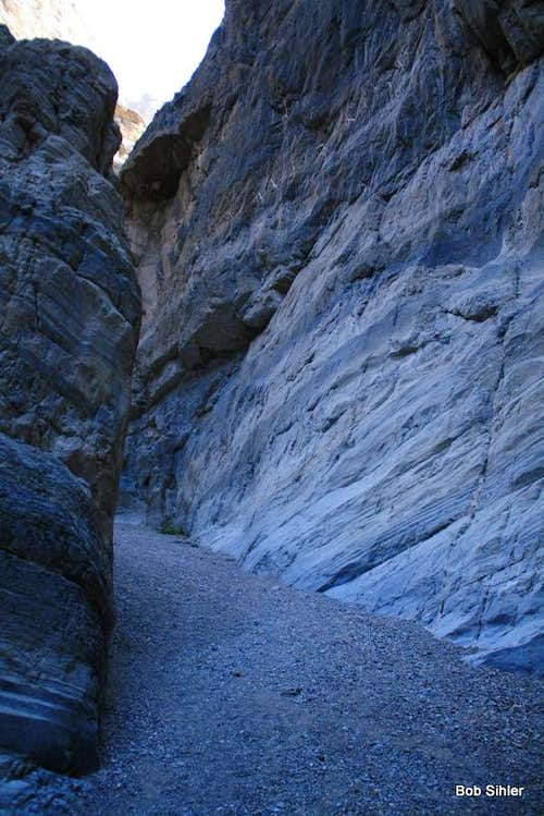 Fall Canyon Narrows