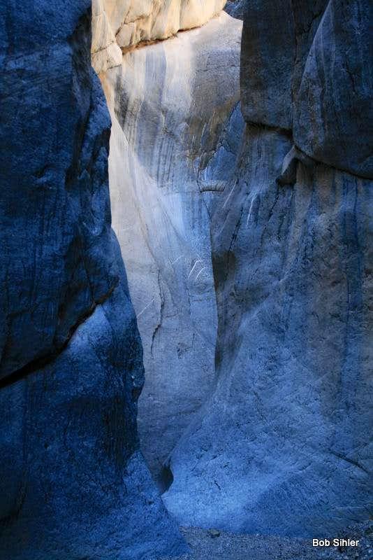 Fall Canyon Narrows