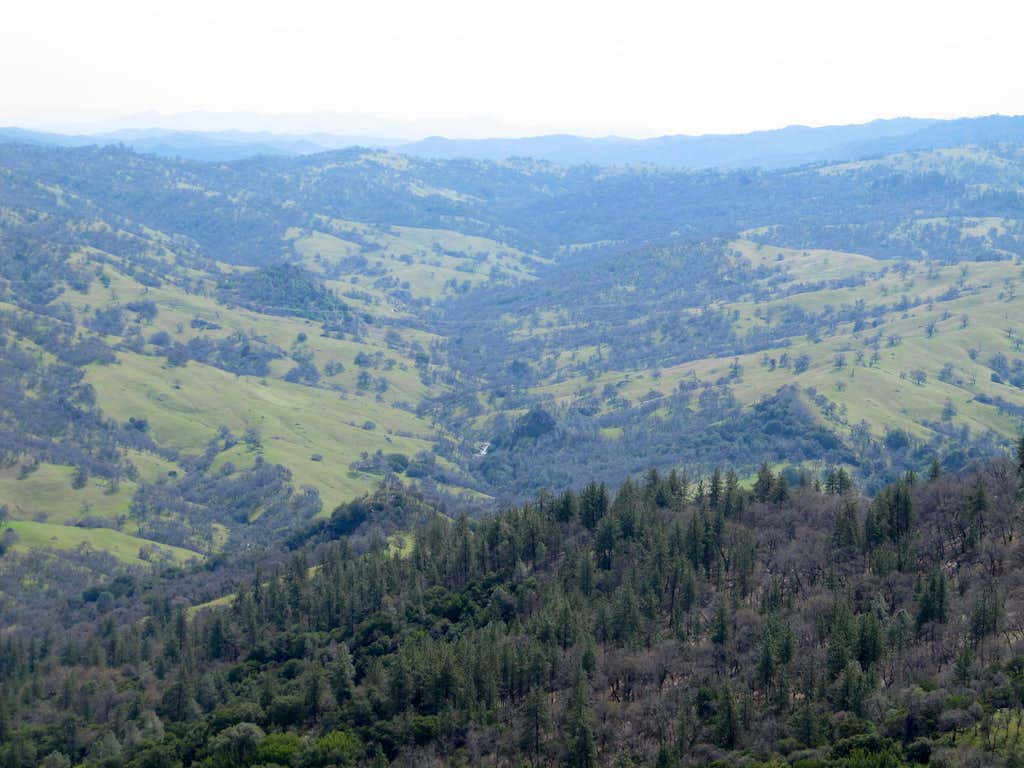 Alameda Creek Valley