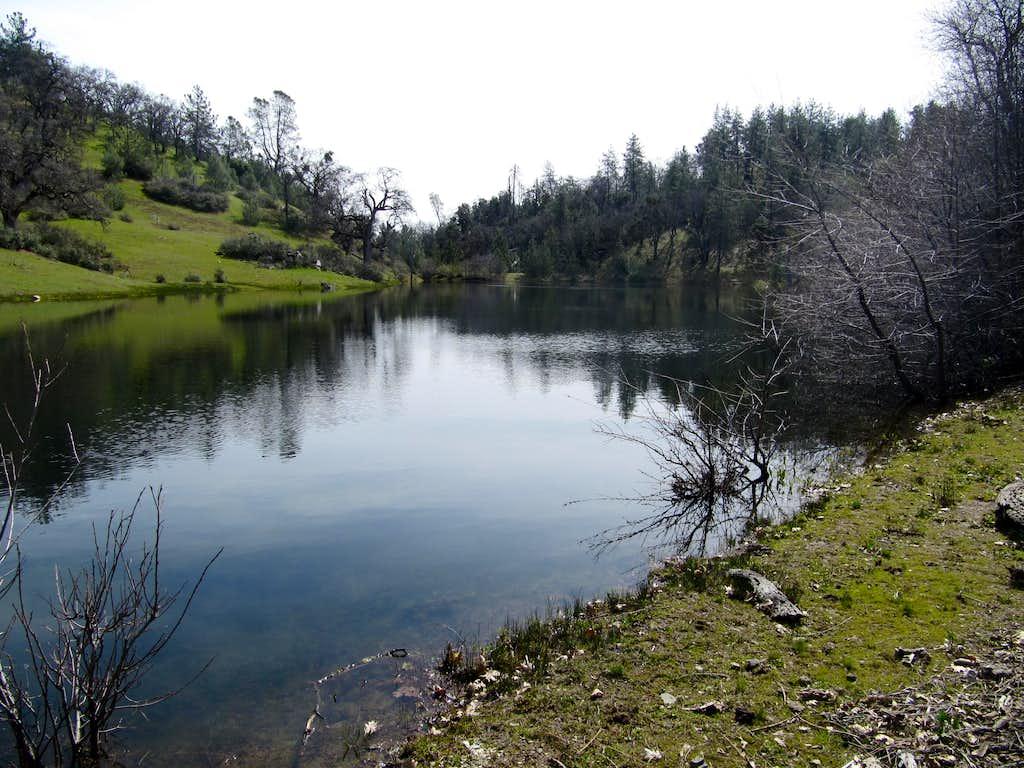 Hamilton Flat Reservoir