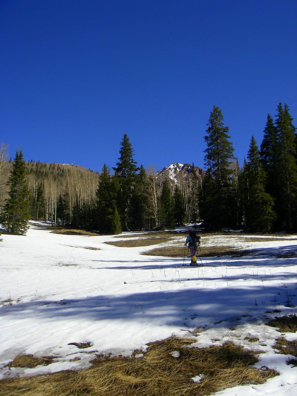 Skinning Lake Peak