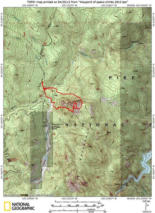 Sheeprock Map